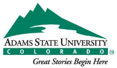 Adams State University Logo